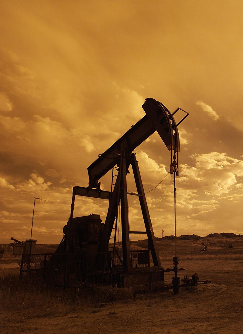 We provide various services for the oil and gas community.